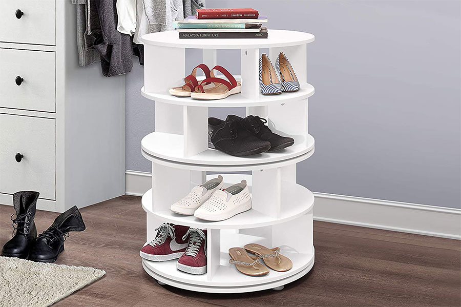 Top 10 Best Shoe Organizers for Small Spaces